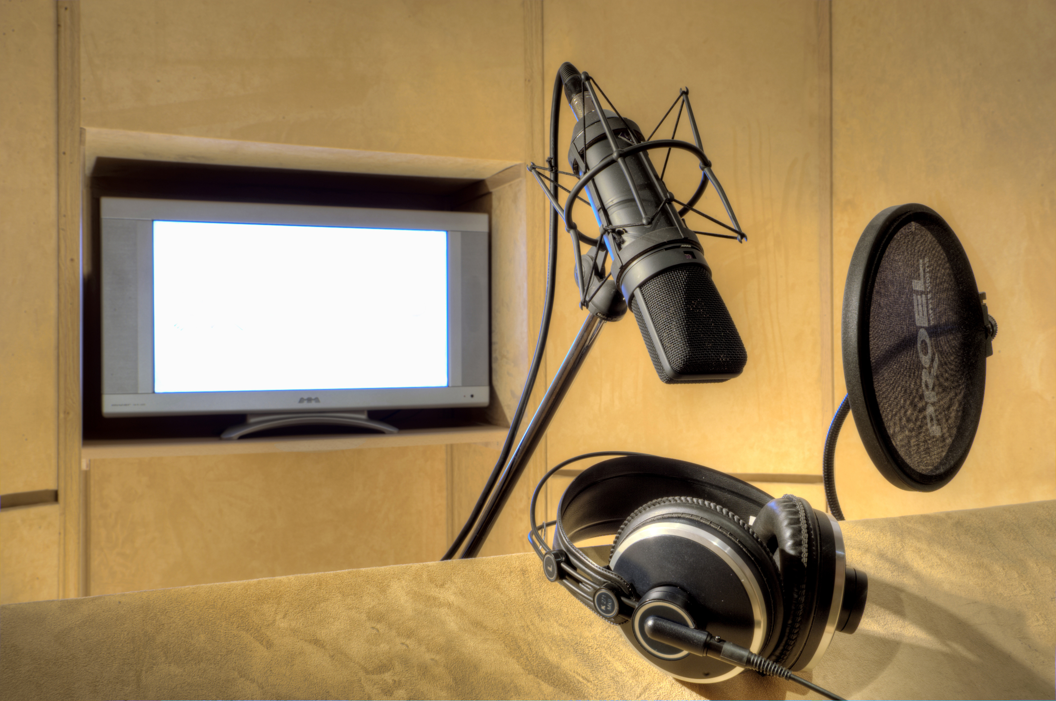 ADR and Dubbing Professionals