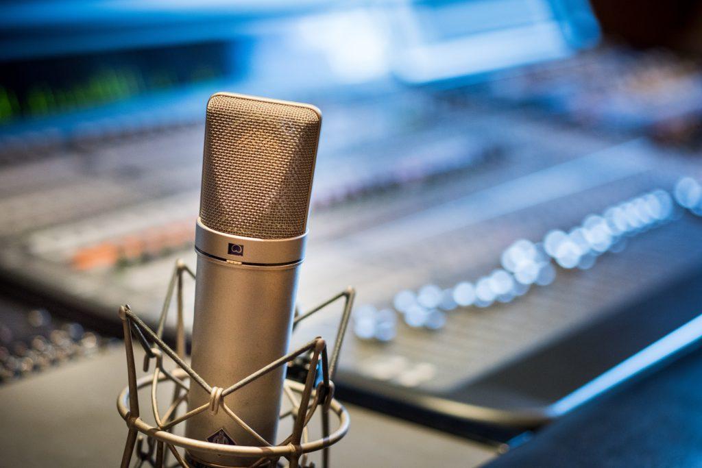 Voice database GDPR-safe