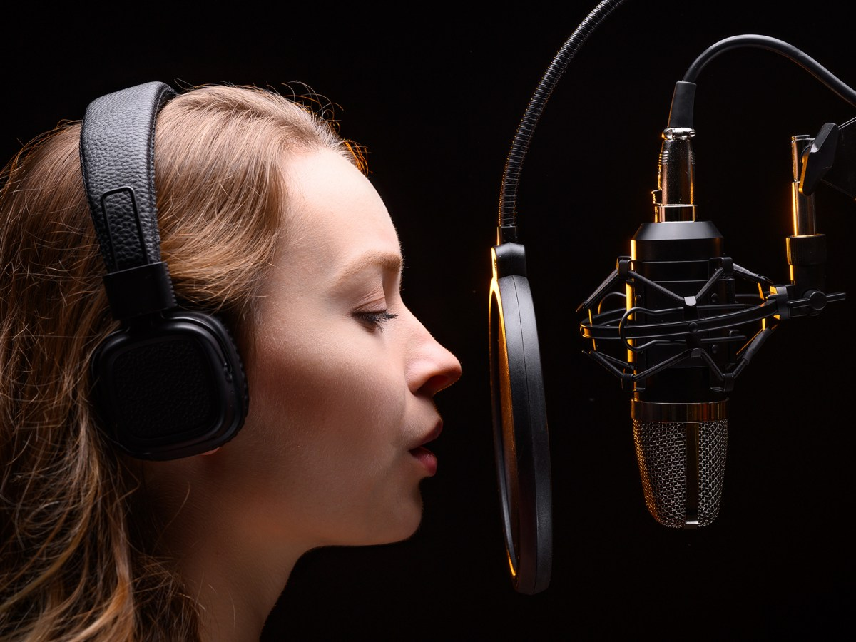 Voice actors on Mediartis